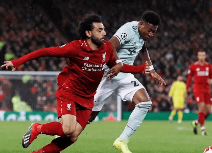 Apuestas Bayern Munich Liverpool