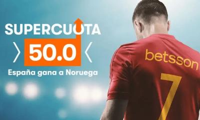 Apuesta especial España vs Noruega