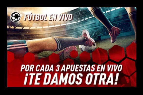 Apuestas gratis futbol en vivo