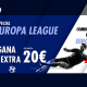 Bono apuestas Europa League