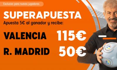 Apuestas Valencia Madrid