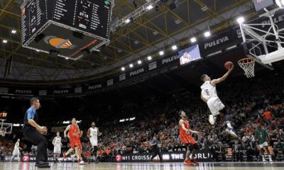 Apuestas Eurocupa Valencia Basket