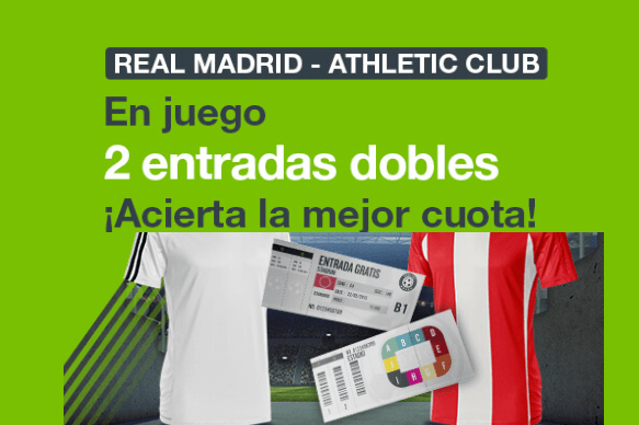 Gana entradas Madrid Athletic