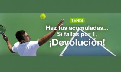 Freebets apuestas tenis
