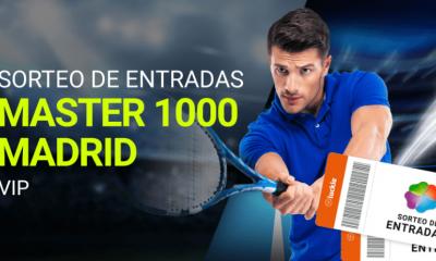 Sorteo entradas Madrid Open