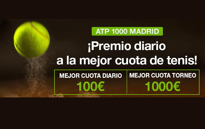 apuestas madrid open tenis