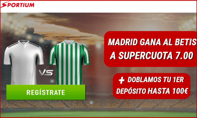 supercuota real madrid betis