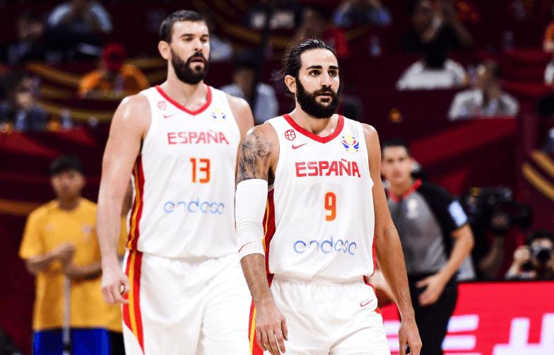españa argentina final baloncesto