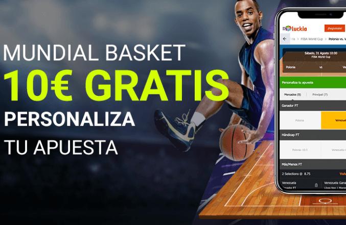 apuestas gratis mundial baloncesto