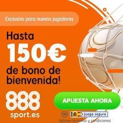 Apostar en 888 Sport