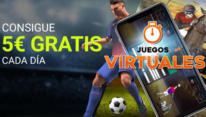 bonos apuestas deportes virtuales