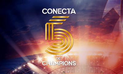 conecta 5 champions league
