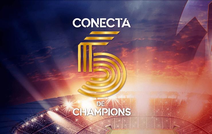 conecta 5 champions league