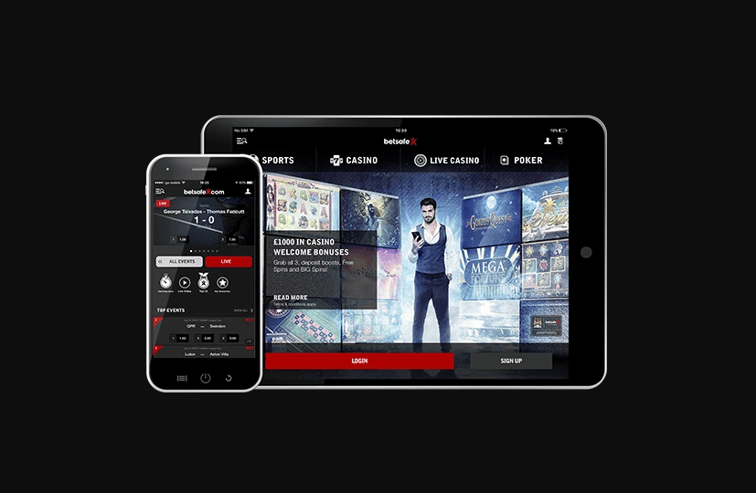 betsafe sports betting app