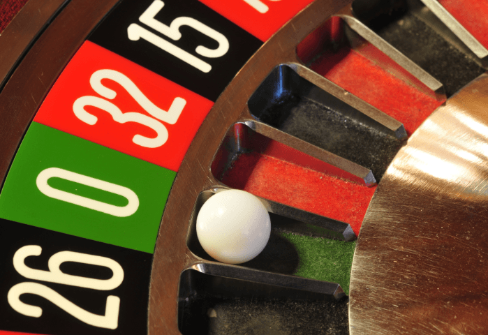 roulette payments