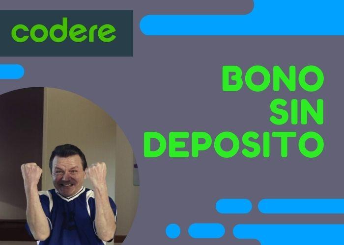bono sin deposito codere