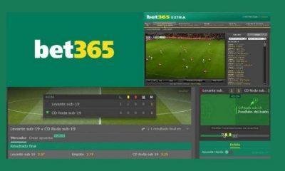 Apuestas a marcadores bet365