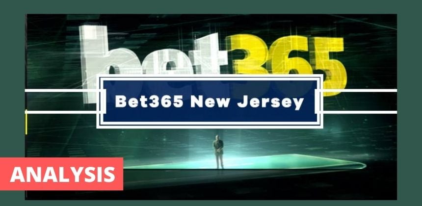 Welcome Bonus Bet365 New Jersey