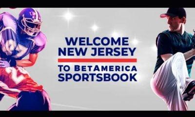 Welcome Bonus Betamerica SportBook