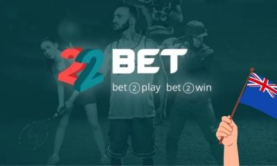 welcome Bonus 22bet