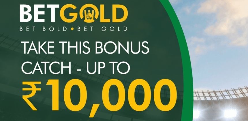 Betgold Welcome bonus