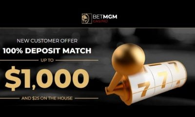 Welcome Bonus BETMGM
