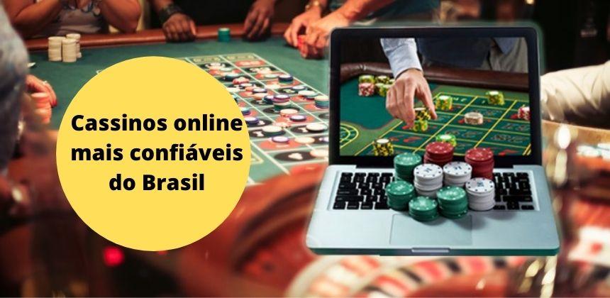 cassinos online Brasil